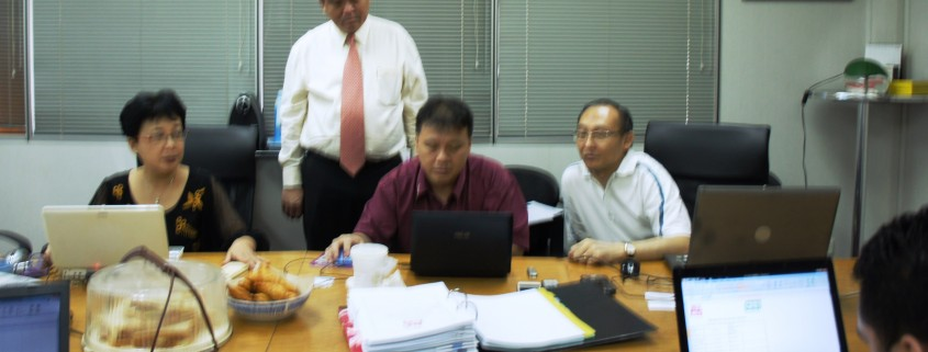 GMH assisting DTS in achieving its SS540 and ISO22301 BCMS certification