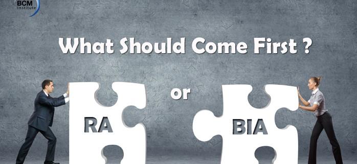 RA or BIA
