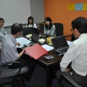 Certification audit of 9G by Certification Intenational